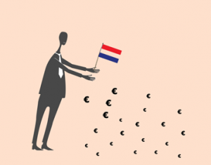 spaargeld investeren in Nederlandse bedrijven
