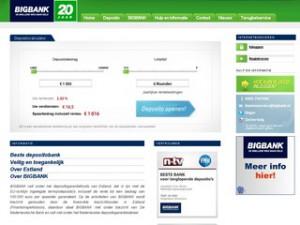 Sparen bij BIGBANK Estland