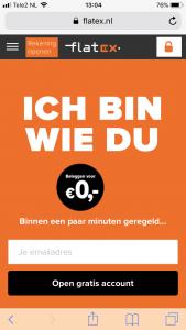 175 euro retour flatex